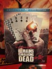Remains of the Walking Dead UNCUT -2 Disc - NEU/OVP  Blu-ray