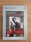 Max Payne - PlayStation 2 Platinum [UK]