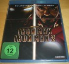Iron Man & Iron Man 2 Blu-ray Neu & OVP