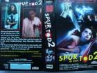 Spur in den Tod 2 ... Jill Schoelen ... VHS ... FSK 18