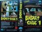 Basket Case 1 - Der unheimliche Zwilling  ... VHS ...FSK 18