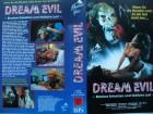 Dream Evil ... Richard Sebastian  ... VHS ...FSK 18