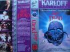 Cult of the Dead ... Boris Karloff  ... VHS ... FSK 18