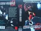 Night Shadow USA ... Kato Kaelin  ... VHS ... FSK 18