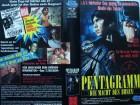 Pentagramm - Die Macht des Bösen ... VHS ... FSK 18