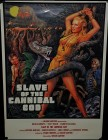 Slave of the Cannibal God - Poster 42x29,5 cm