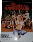 Die Rache der Kannibalen - Poster 42x29,5 cm