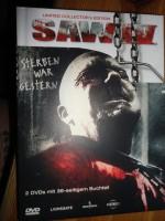 SAW 4, Mediabook,Limited Collectors Edition, deutsch