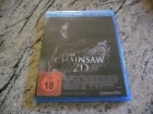 Blu-Ray * Texas Chainsaw - 2D * R-Rated , Top Zustand!