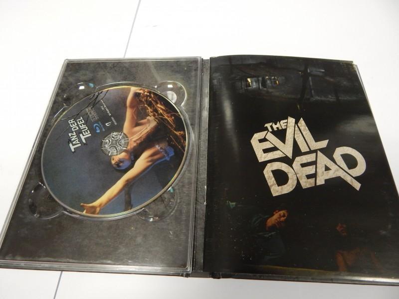 The Evil Dead Tanz der Teufel Mediabook BluRay Nr 365 v. 666