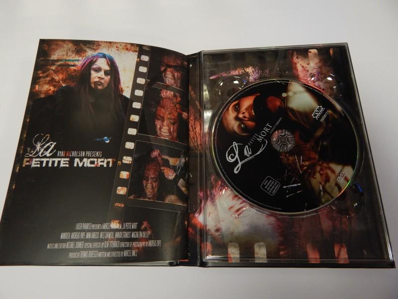 La Petite Mort Mediabook Blu Ray Uncut