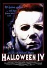 Halloween IV - The Return Of Michael Myers DVD (x)