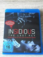 INSIDIOUS 4 (THE LAST KEY)BLURAY  UNCUT