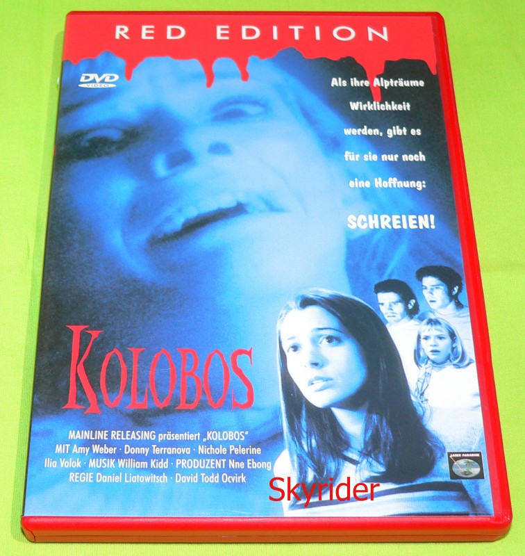 Kolobos DVD - Red Edition -