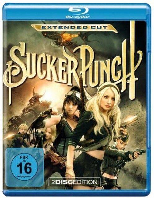 Sucker Punch - Extended Cut 2 Blu-Ray-Disc - Zack Snyder