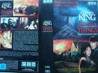 Stephen King ´s Needful Things ... Max von Sydow  ...  VHS