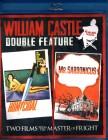 HOMICIDAL + MR. SARDONICUS Blu-ray Import William Castle
