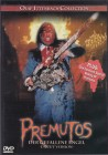 Premutos - Olaf Ittenbach Collection DVD, uncut