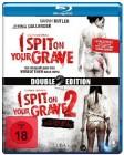 I spit on your Grave 1 und 2 Blu Ray Neu OVP