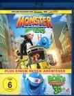 MONSTER UND ALIENS Blu-ray - Dreamworks Animation Hit