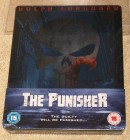 The Punisher (1989)- Zavvi Excl. Lim. Edition Steelbook Edit