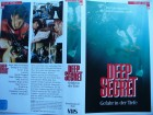 Deep Secret - Gefahr in der Tiefe ... Helge Jordal  ... VHS