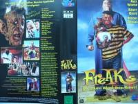 Freaks ... Randy Quaid, Brooke Shields ... VHS