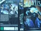 M.A.N.T.I.S. ... Carl Lumbly, Bobby Hosea  ... VHS
