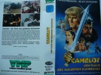 Camelot - Der Fluch des Goldenen Schwertes  ... VHS