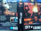 City of Crime ... Harvey Keitel, Timothy Hutton  ... VHS