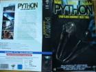 Python - Lautlos kommt der Tod ... Robert Englund  ... VHS