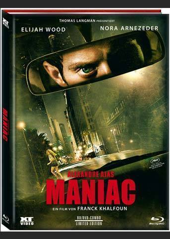 Maniac Remake Mediabook (Cover A)
