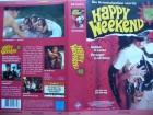 Happy Weekend - Helden in Latex ... Erik Goertz ...  VHS