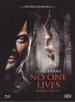 Blu Ray Mediabook No one lives