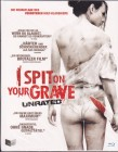 Blu Ray Illusions I spit on your grave 1 Pappschuber UNCUT