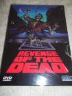 REVENGE OF THE DEAD UNCUT DVD HARTBOX COVER : C NEU / OVP