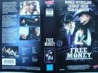Free Money ... Donald Sutherland, Marlon Brando  ...  VHS