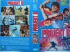 Projekt B ... Jackie Chan, David Lam  ... VHS