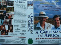 A Good Man in Africa ... Sean Connery  ... VHS