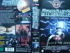 Hypernauts - The Space Rangers - Vol 2 - Into the Dark  VHS