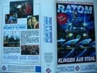 Ratom - Klingen aus Stahl ... Robert North ...  VHS