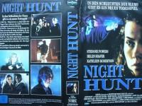 Night Hunt ... Stephanie Powers, Helen Shaver ...  VHS