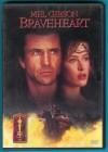 Braveheart DVD Mel Gibson, Sophie Marceau fast NEUWERTIG