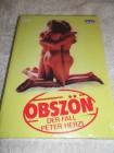 OBSZÖN - DER FALL PETER HERZL UNCUT DVD HARTBOX NEU / OVP
