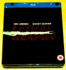 Lethal Weapon - Limited Edition Steelbook Zavvi Exclusiv