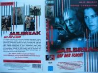 Jailbreak - Auf der Flucht ... David Carradine  ... VHS