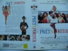 Pret - A - Porter ... Julia Roberts, Sophia Loren ...  VHS