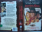 Lightning Jack ... Paul Hogan ...  VHS