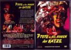 7 Tote in den Augen der Katze / DVD NEU OVP uncut HDMV
