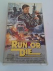 Run or Die(Paul Herrera)Gloria Video Großbox uncut no DVD !